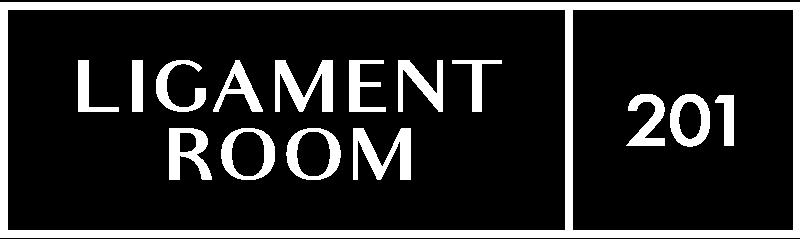 ligament room 201